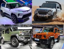 Upcoming SUVs 2020
