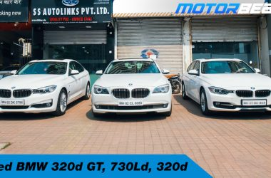 Used BMW 320d GT, 730Ld, 320d