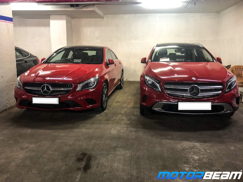 Used Mercedes India