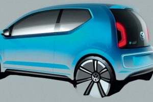 VW Chinese Budget Car Rendering