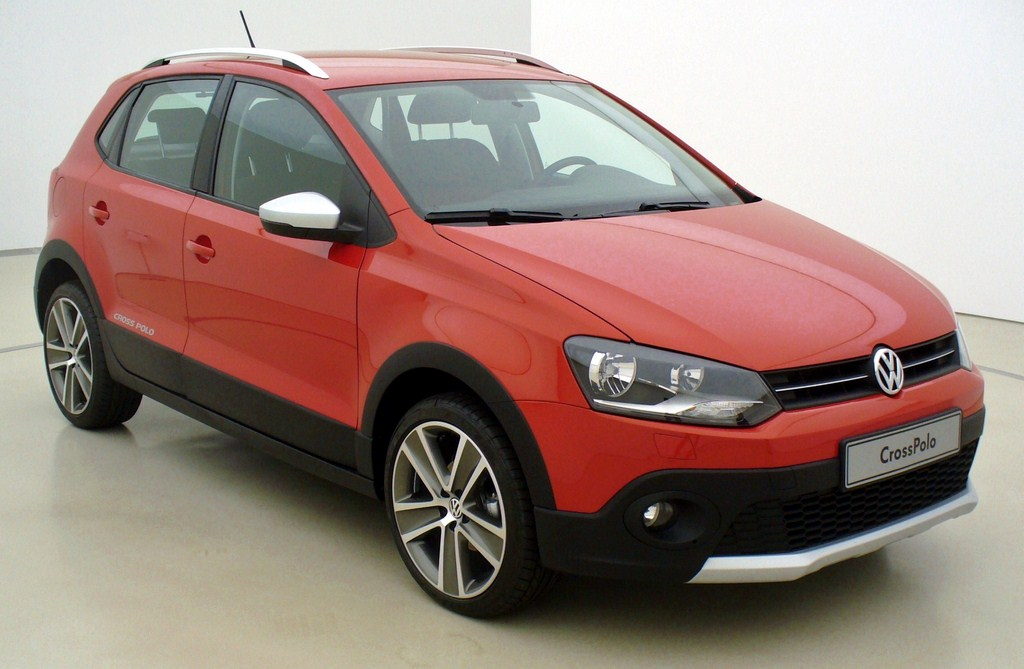 VW CrossPolo