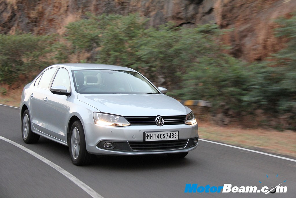 VW Jetta - On the Move