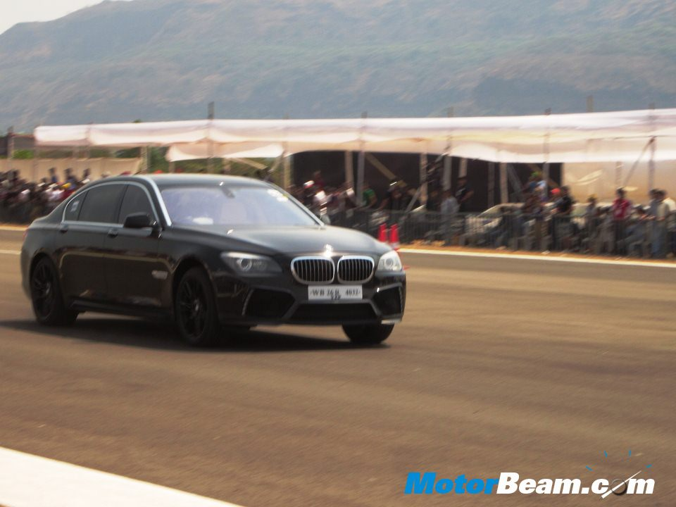 Valley Run BMW 7 series