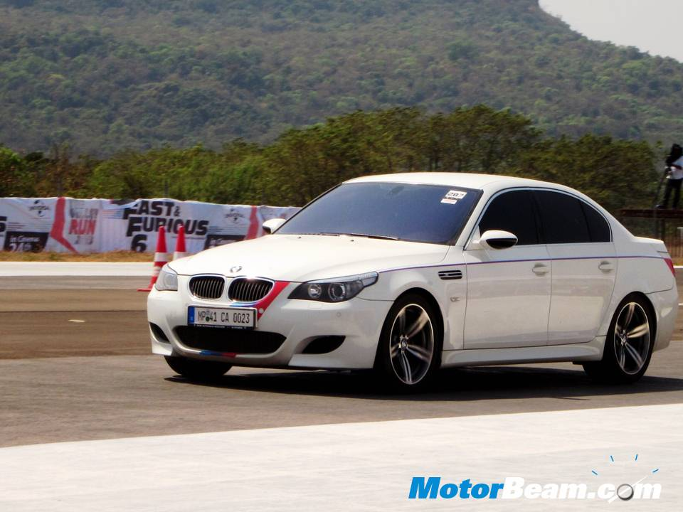 Valley Run BMW M5