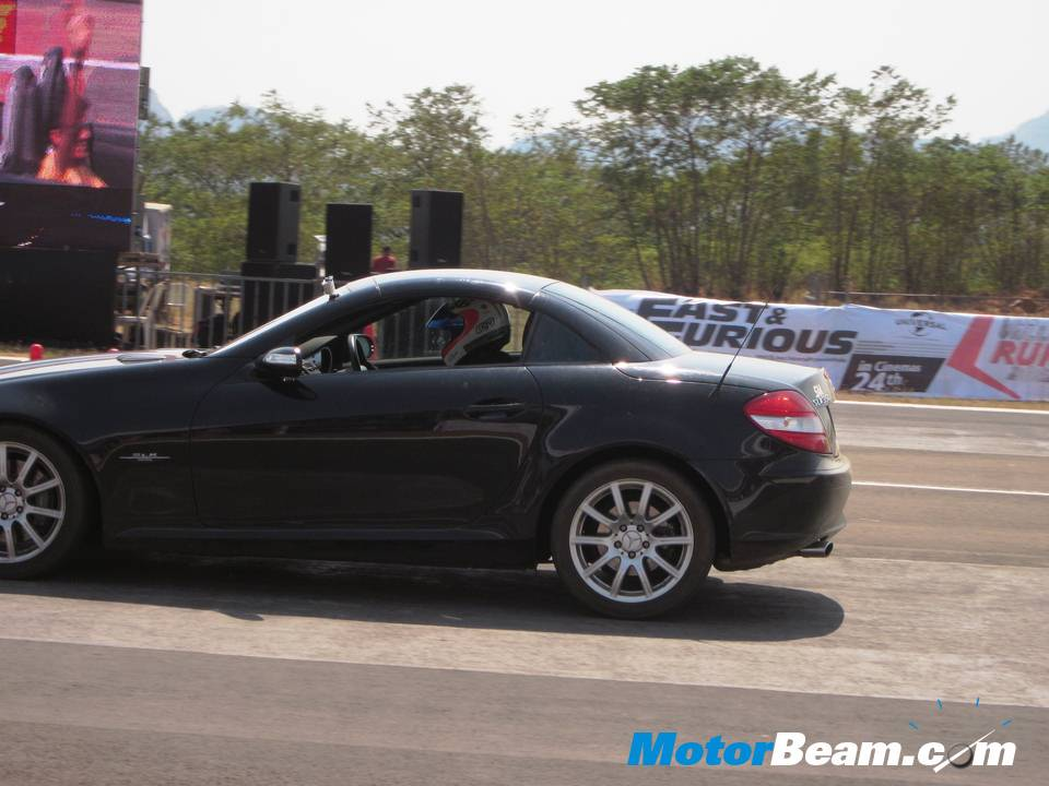 Valley Run Merc SLK