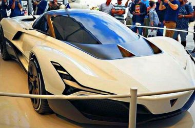 Vazirani Shul Is The First Indian Electric Hypercar