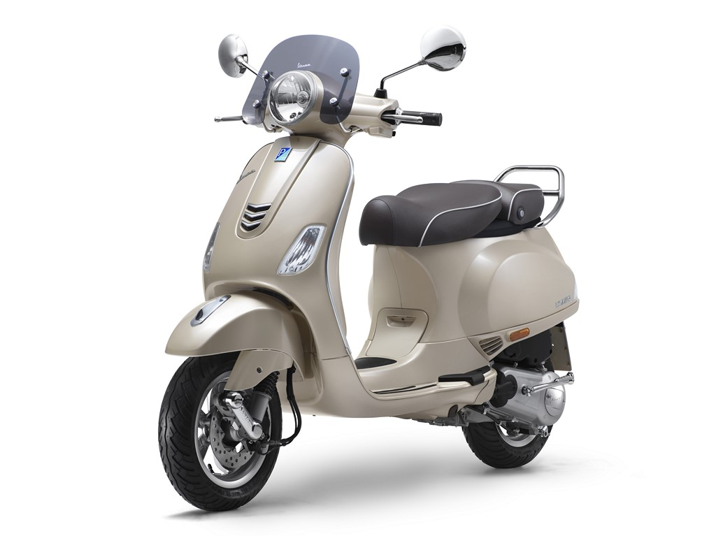 Vespa Elegante - 11th May 2017