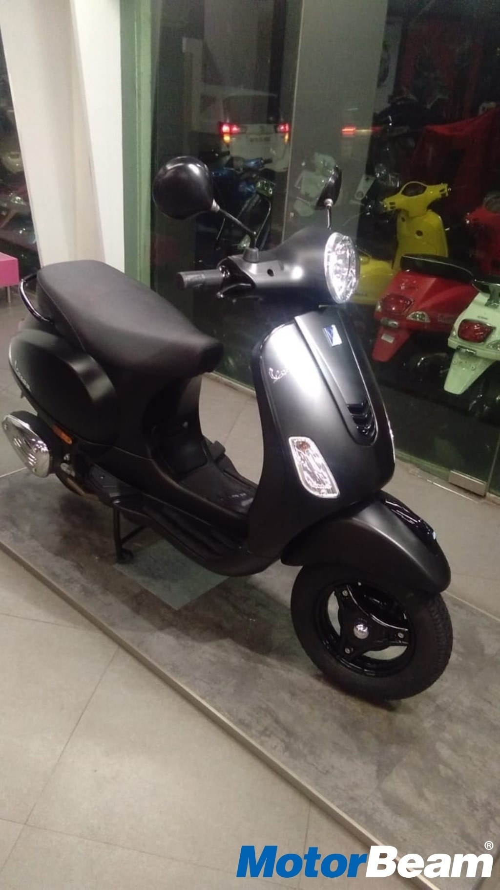 Vespa Notte 125 Price Is Rs  70,285/-, Launched In India