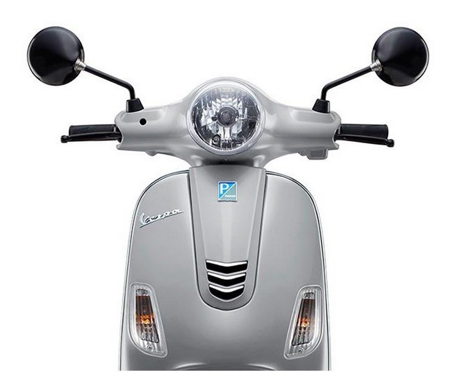 Vespa Urban Club Maze Grey