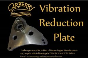 Vibration Reduction Plate RE Bikes