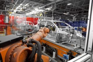 Volkswagen Chakan Production Plant