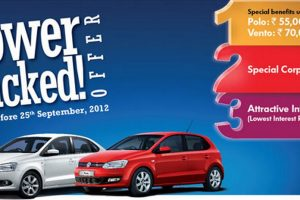 Volkswagen Festive Offer 2012