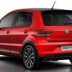 Volkswagen Fox Pepper Concept Rear