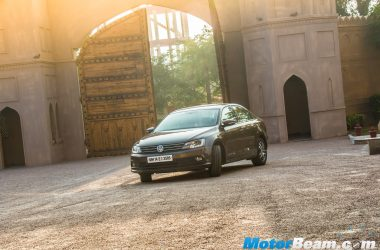 Volkswagen Jetta Jaipur Travelogue