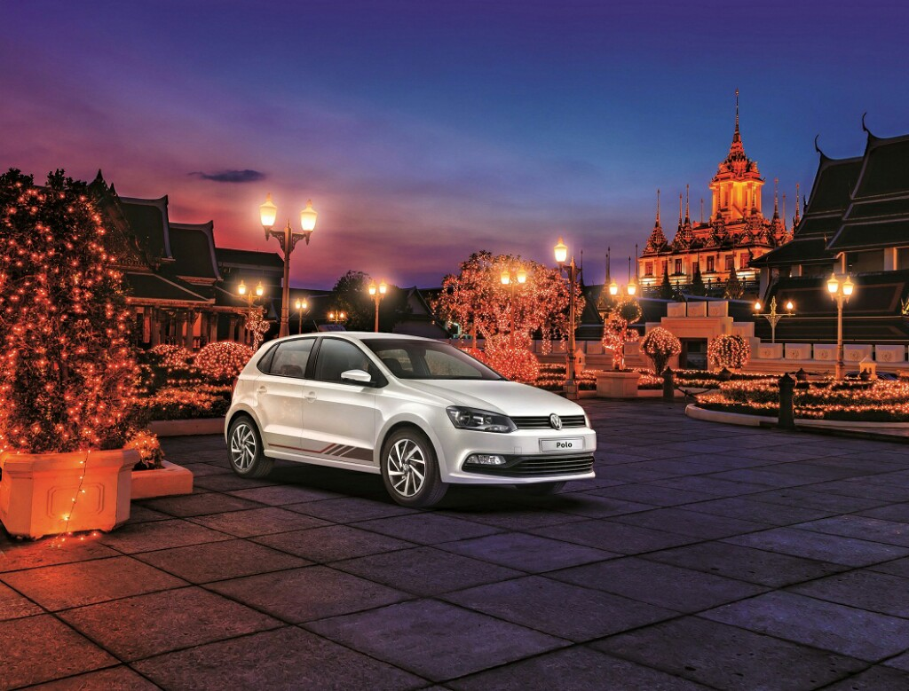 Volkswagen Launches Polo Anniversary Edition