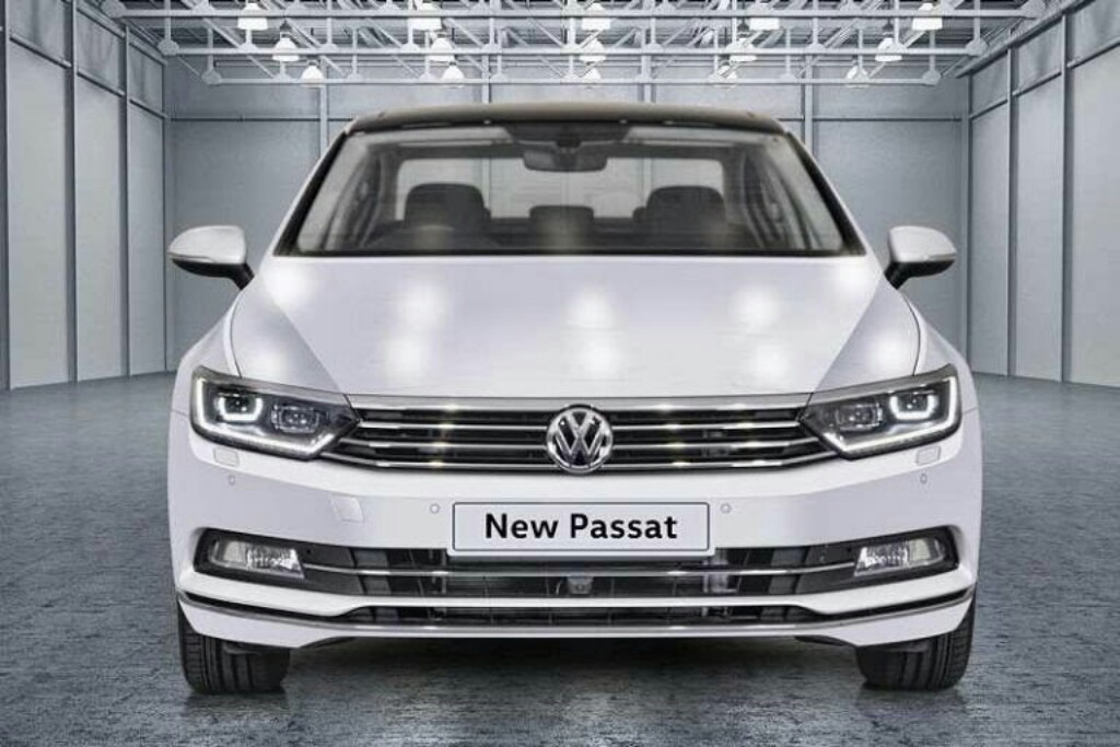 forum reports drives initial test bhp team rear passat bumper driven volkswagen ownership