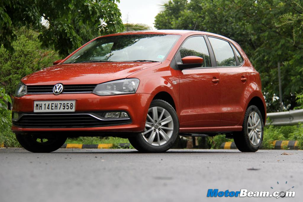 Volkswagen Polo Delivery Suspended In India