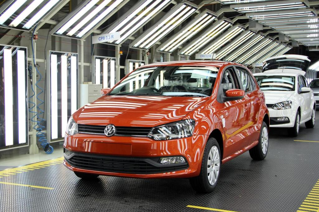 Volkswagen Polo Chakan Plant