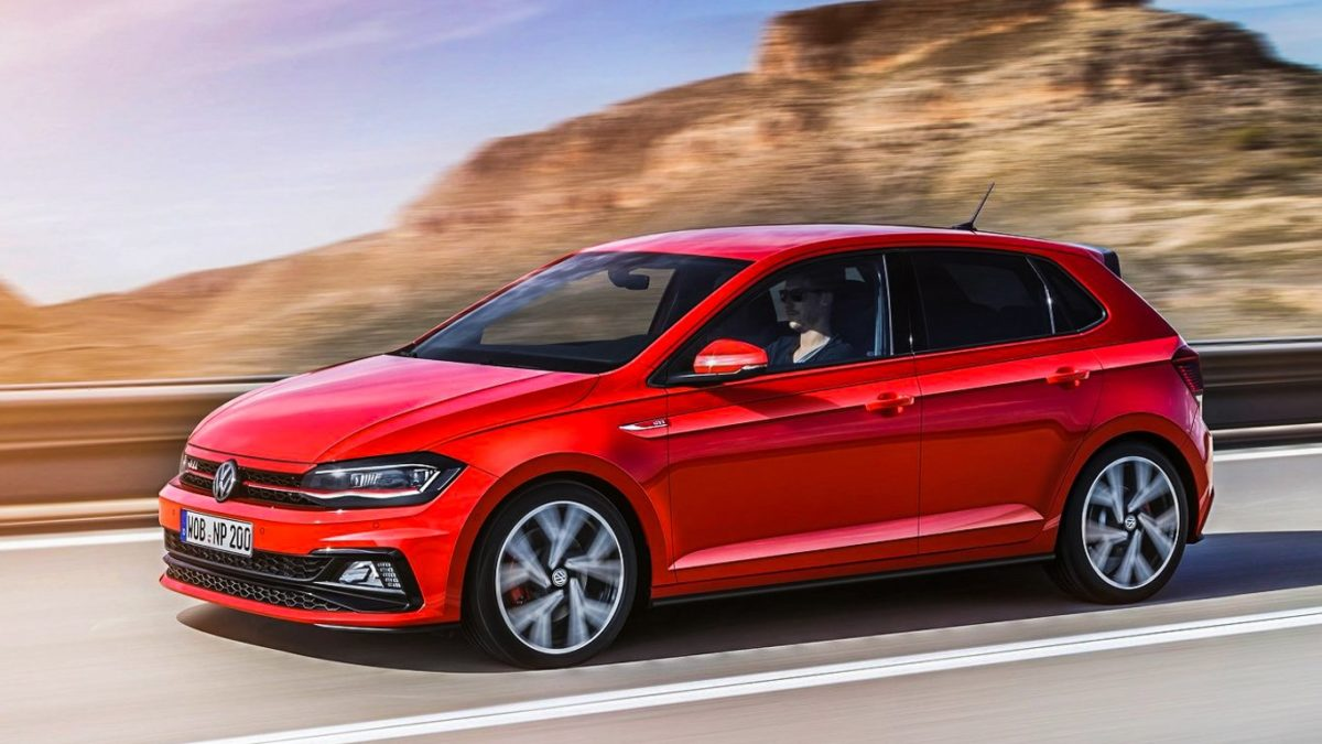 2020 Volkswagen Polo Gti Review Track Drive Motorbeam