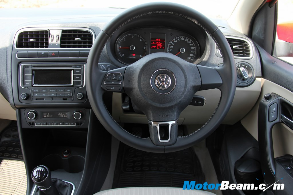 Volkswagen Polo Interior Report