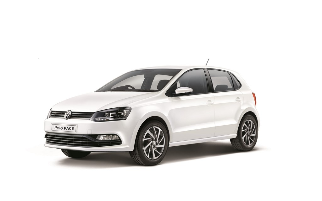 Volkswagen Polo Pace Limited Edition