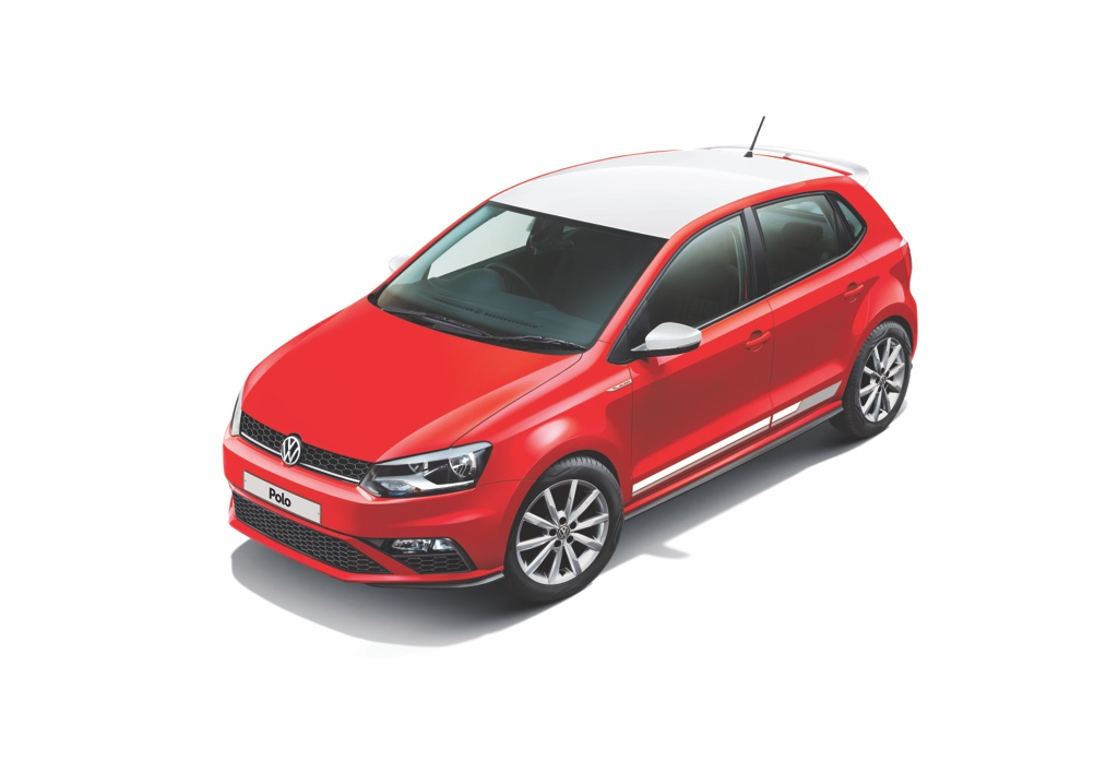 Volkswagen Polo Red White Edition