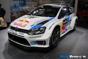 Volkswagen Polo WRC India