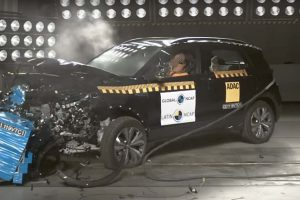 Volkswagen T-Cross Latin NCAP Test