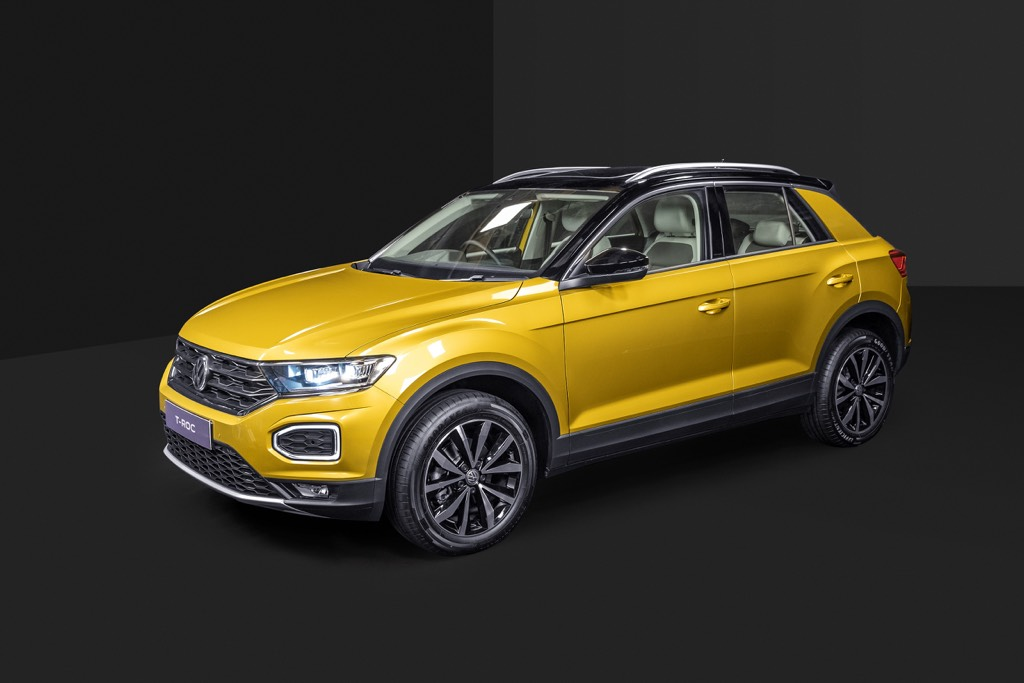 Volkswagen T-Roc Features