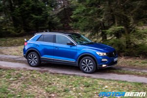 Volkswagen T-Roc Review Test Drive