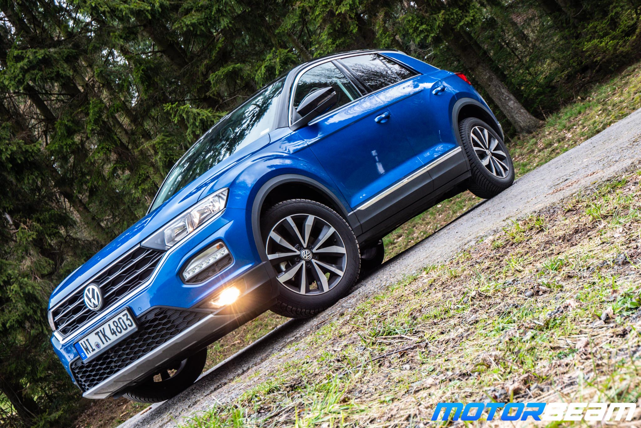 Volkswagen T-Roc Test Drive Review – Packs A Punch