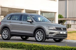 Volkswagen Tiguan Production India