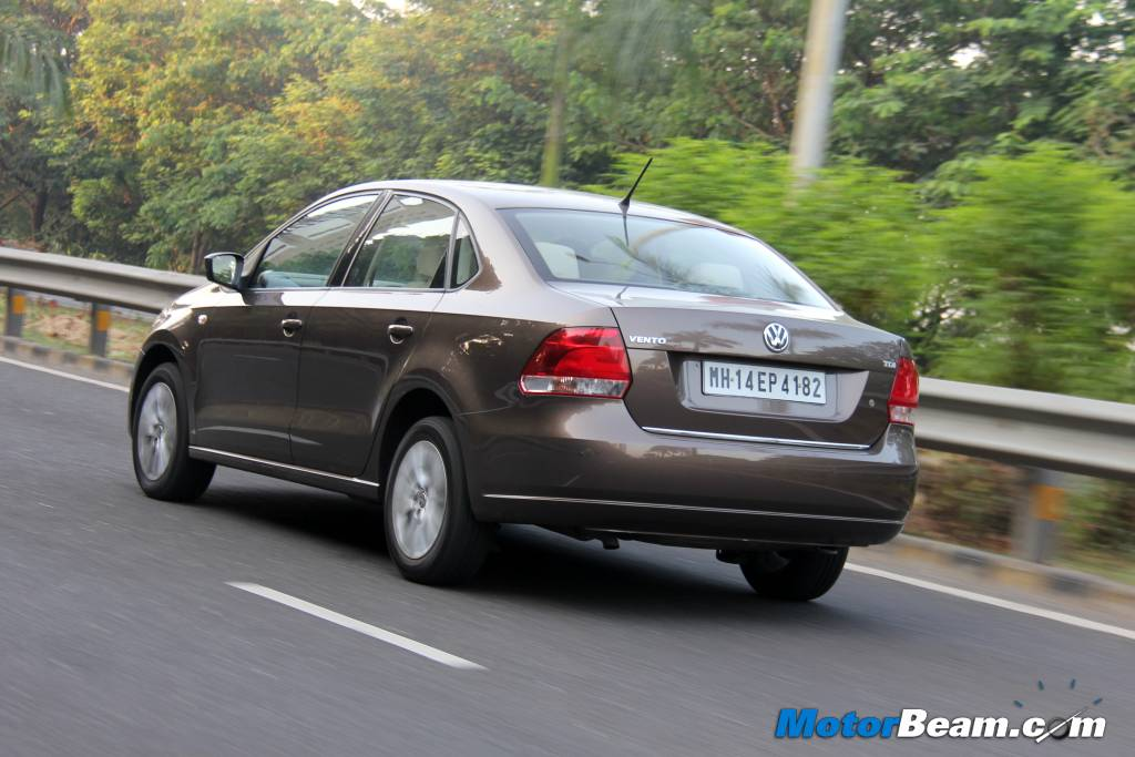 Volkswagen Vento 1.5 DSG Review