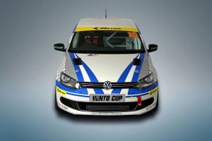 Volkswagen Vento Cup Front India