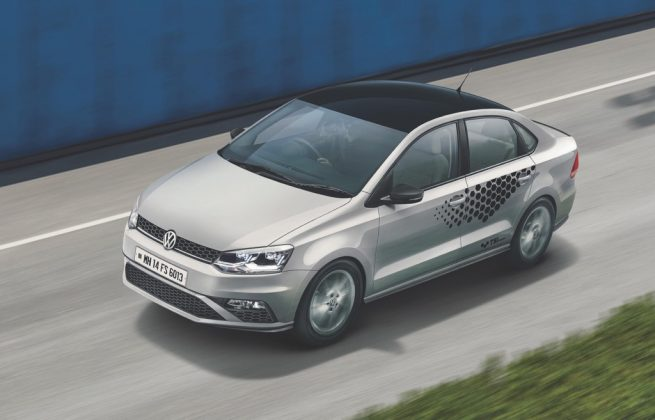 2021 Volkswagen Vento Launch
