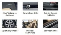 Volkswagen Vento Style Limited Edition Features
