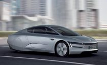 Volkswagen XL1 side