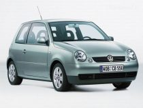 Volkswagen Lupo India