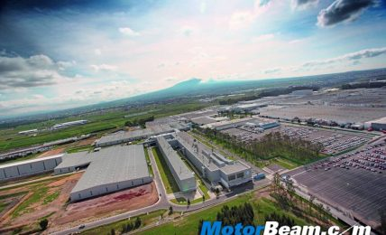 Volkswagen Mexico Manufacturing Plant
