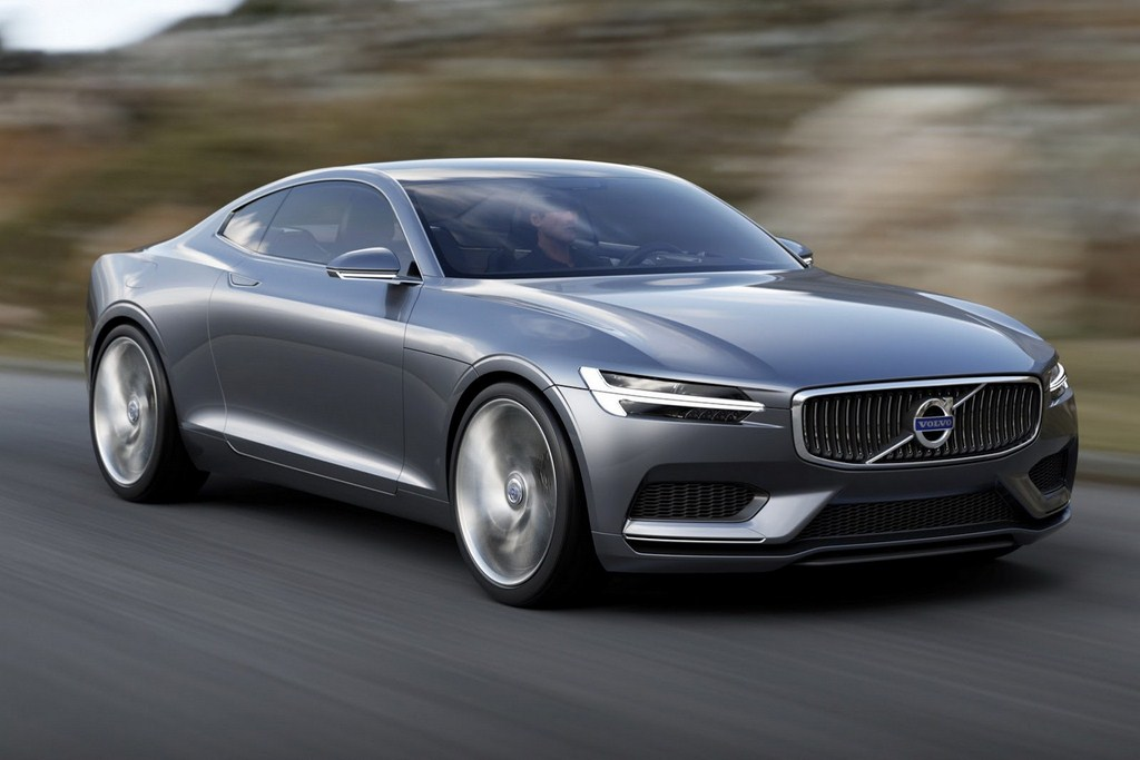 Volvo Concept Coupe Front