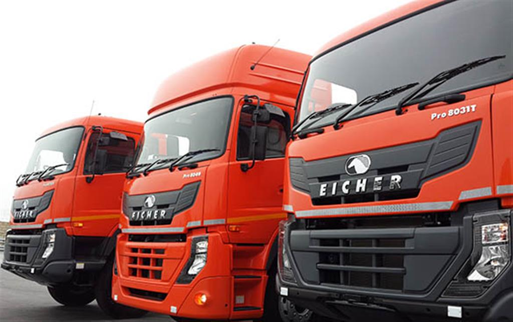 Eicher motors which makes trucks is popular for its 2 wheeler arm