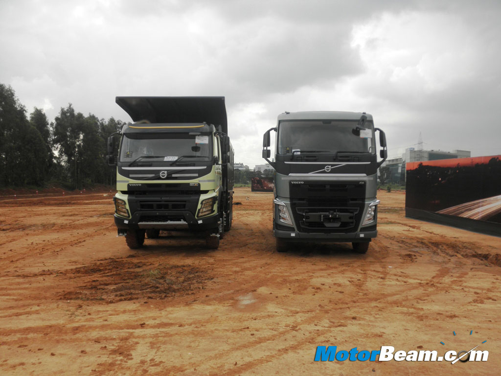 Volvo FMX FH India Dynafleet Online Services