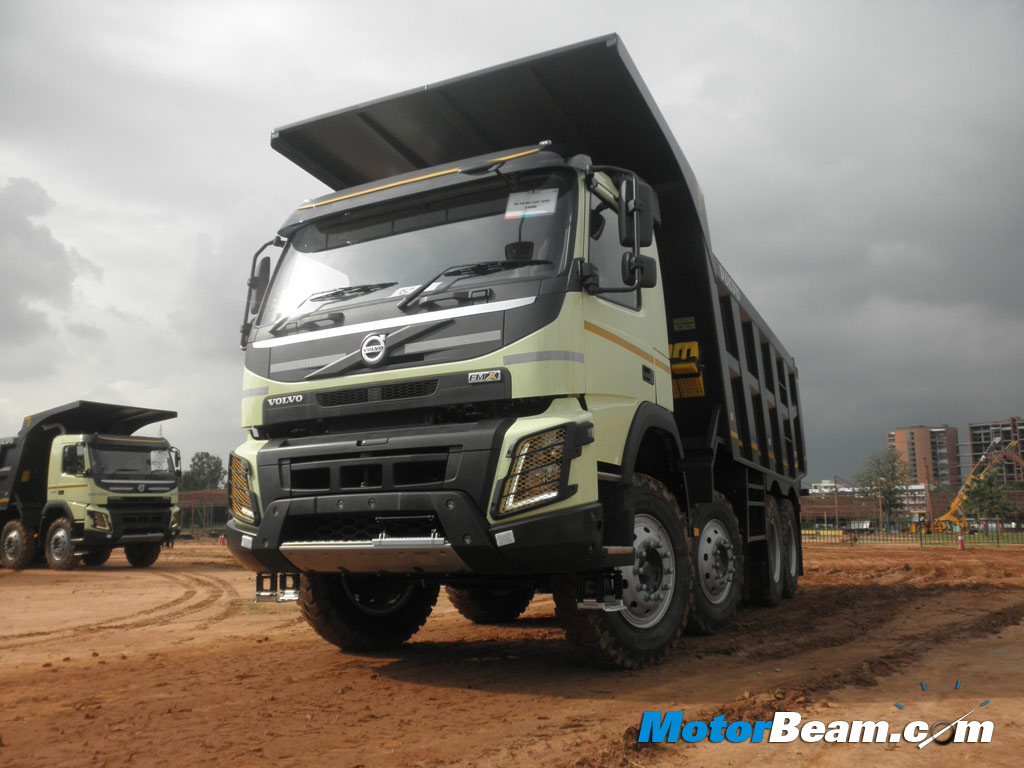 Volvo FMX Front