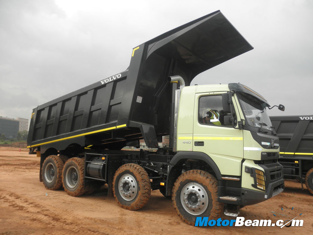 Volvo FMX Tipper i-Shift Gearbox