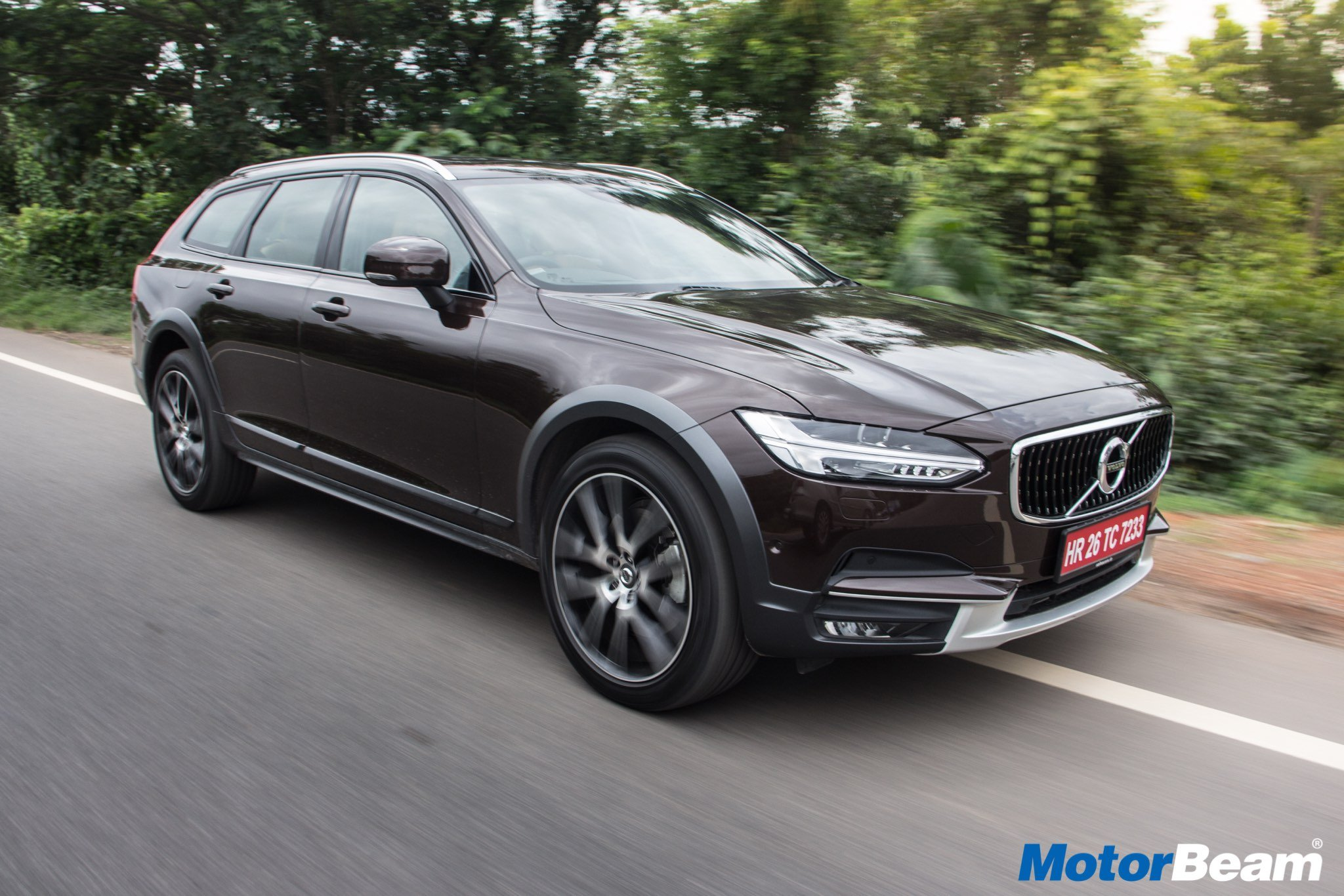 Volvo V90 Cross Country Review Test Drive