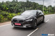 Volvo V90 Cross Country Video Review