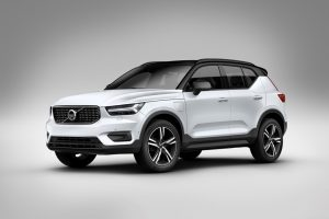 Volvo XC40 BS6 Price
