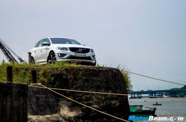 Volvo XC60 R-Design Picture Gallery