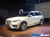 Volvo XC90 T8 Hybrid Launch