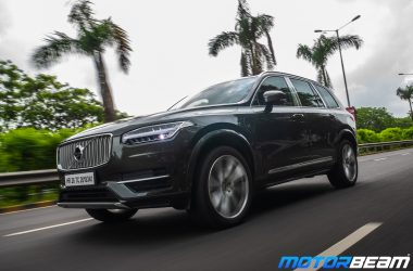 Volvo XC90 T8 Hybrid Review Test Drive